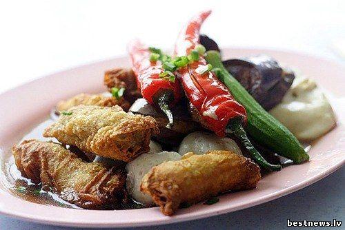 Малайзия и особенности её кухни
