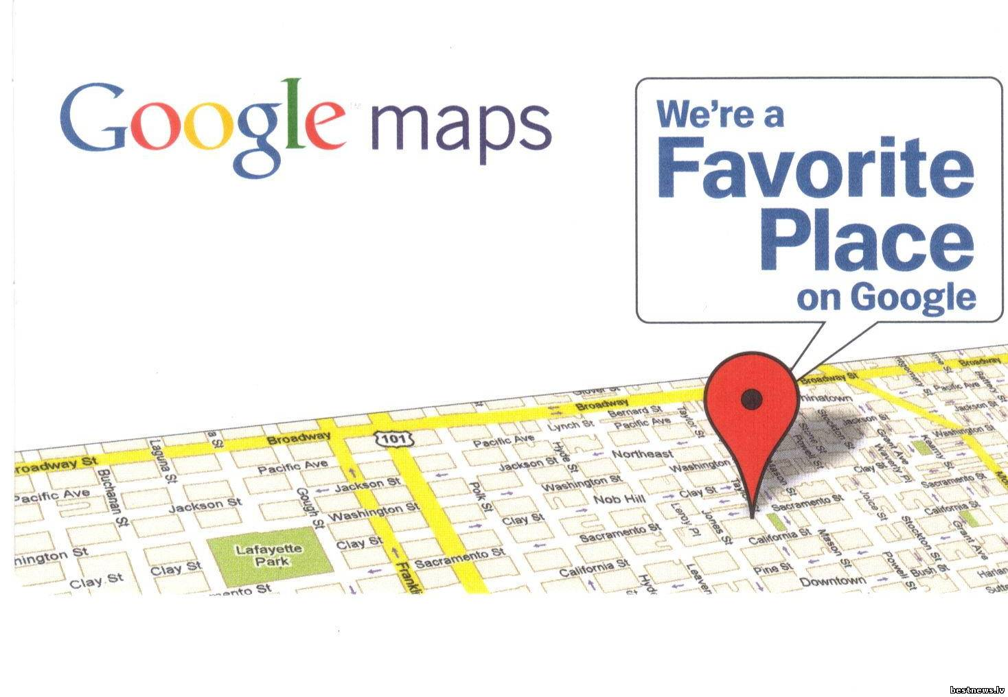 Посмотреть новость В картах Google будет добавлена планиров...