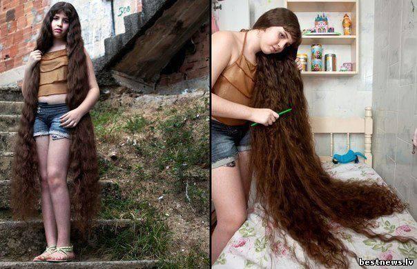 Посмотреть новость Бразильские волосы за 2000$