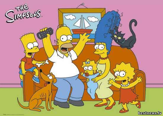 Посмотреть новость «Симпсоны» - 23 лет на телевидении