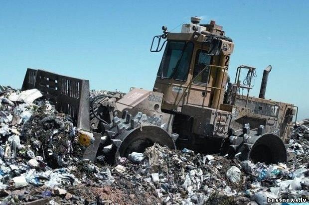 Посмотреть новость В мусоре нашли 120 тысяч долларов