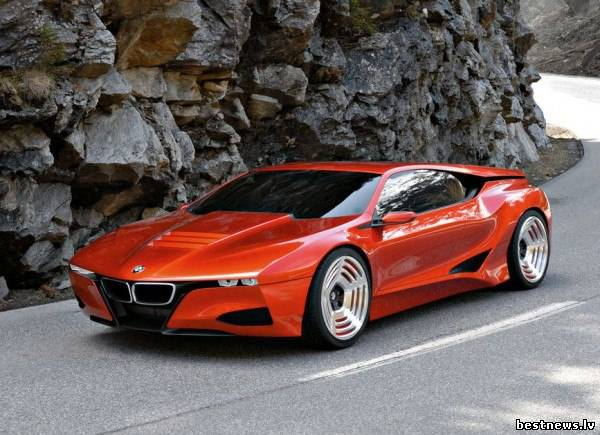 Посмотреть новость Новый концепткар от BMW
