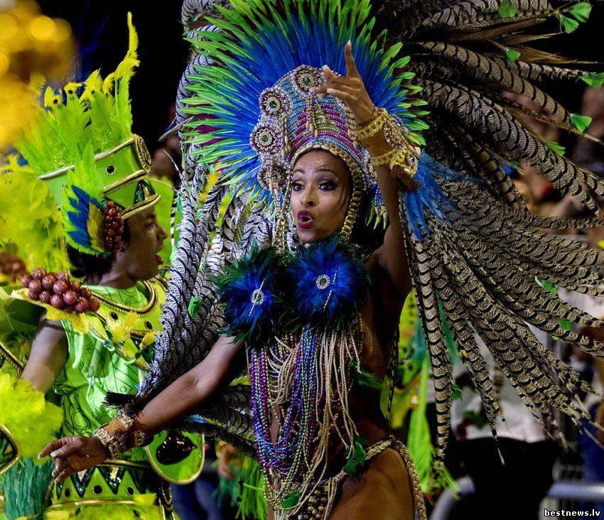 Посмотреть новость Карнавал в Рио-де-Жанейро