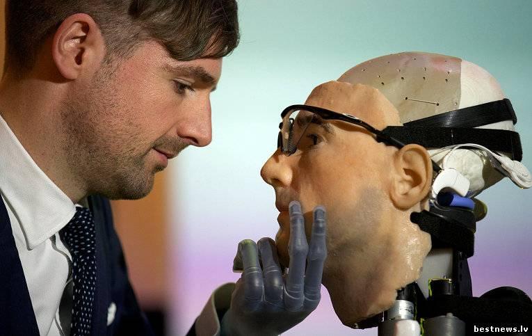 Посмотреть новость Бионический робот «Рекс»