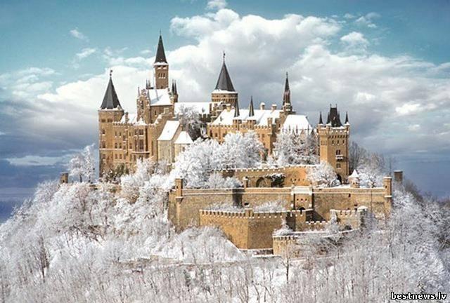 Посмотреть новость Замок Hohenzollern