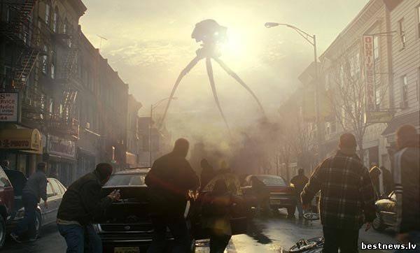 Посмотреть новость Нападение инопланетян на Америку
