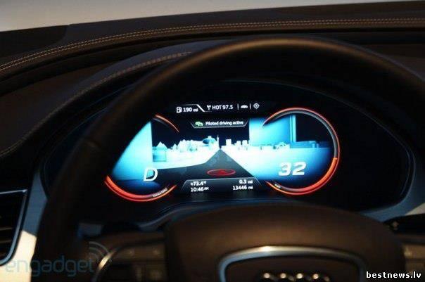 Посмотреть новость Автопилот LIDAR от Audi