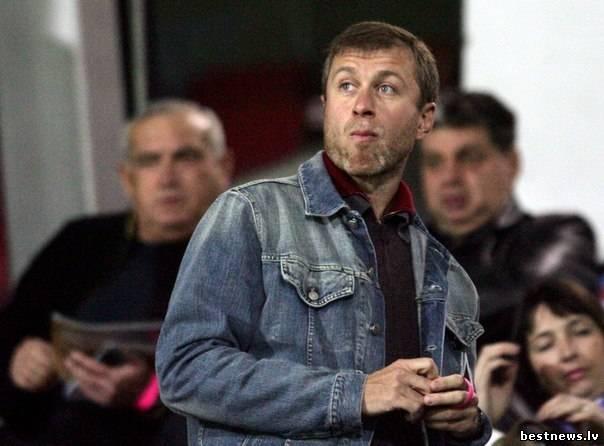 Посмотреть новость Что в кармане у Романа Абрамовича?