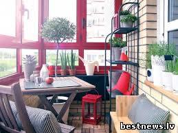 Посмотреть новость Как украсить маленький балкон или лоджию