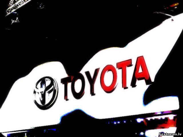 Посмотреть новость Toyota впереди всех