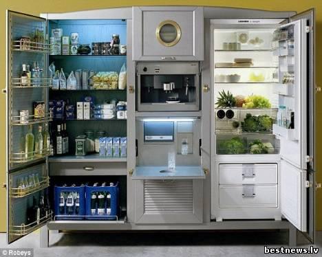 Посмотреть новость 40 тысяч долларов за холодильник