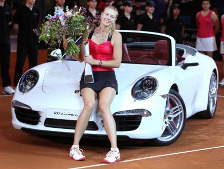 Посмотреть новость Мария Шарапова - спортсменка или шоувуме...