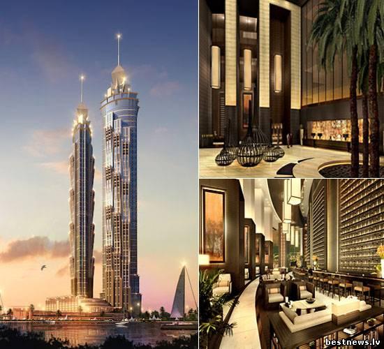Посмотреть новость Самый высокий отель в мире