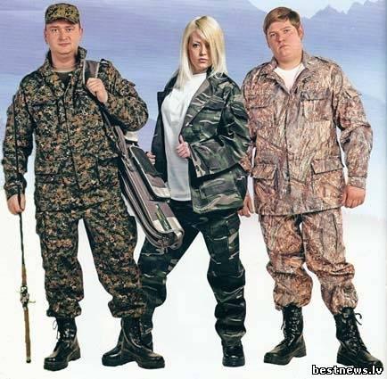 Посмотреть новость Одежда рыбаков становиться стильной и уд...