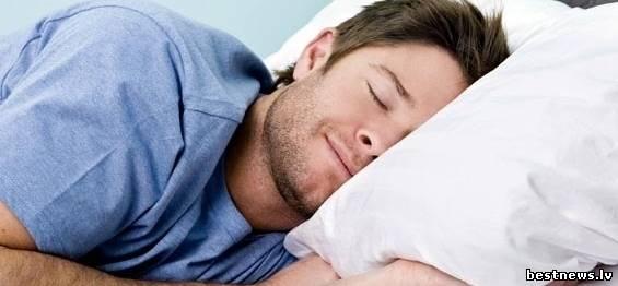 Посмотреть новость Быть здоровым - выспаться