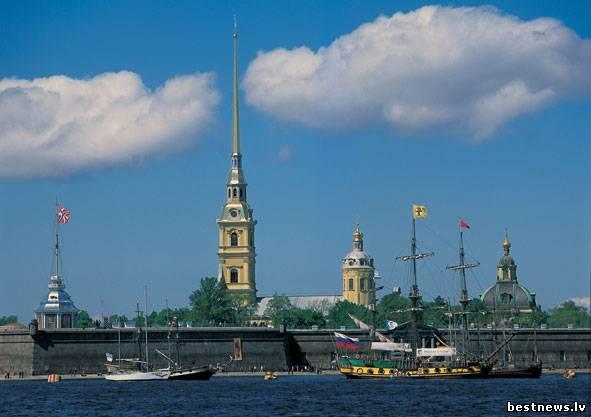 Посмотреть новость Петропавловская крепость