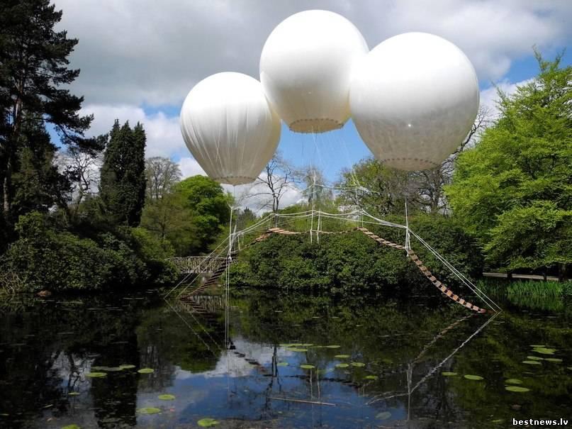 Посмотреть новость Мост на воздушных шарах