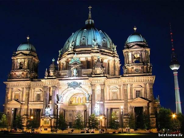 Посмотреть новость Кафедральный собор в Берлине