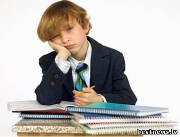 Посмотреть новость Домашнее задание у школьников