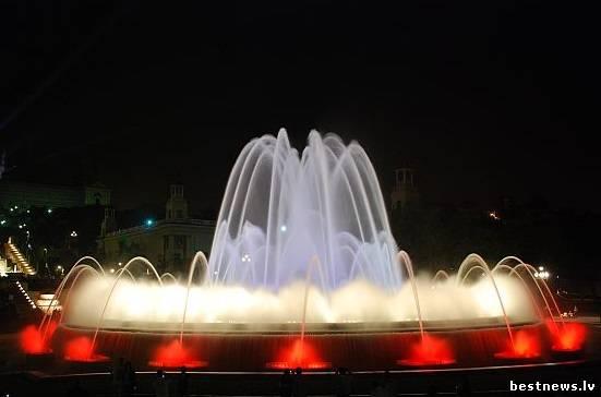 Посмотреть новость Красивые фонтаны в мире
