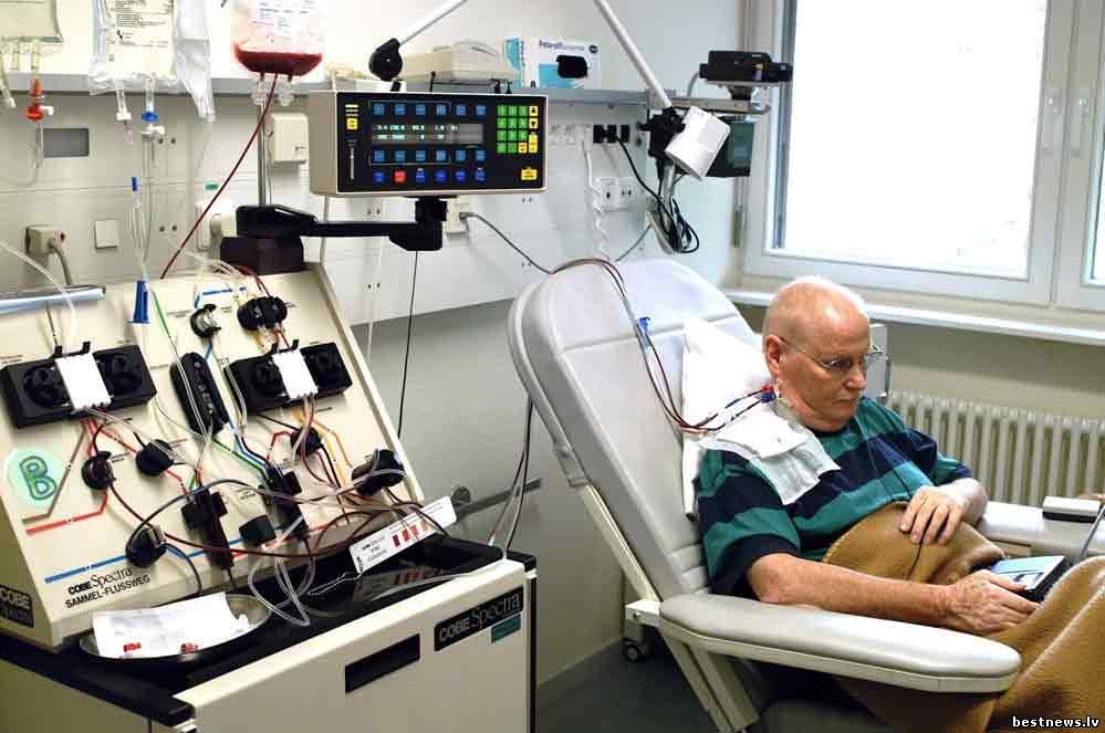 Посмотреть новость Симптомы сильного лейкоза в медицине