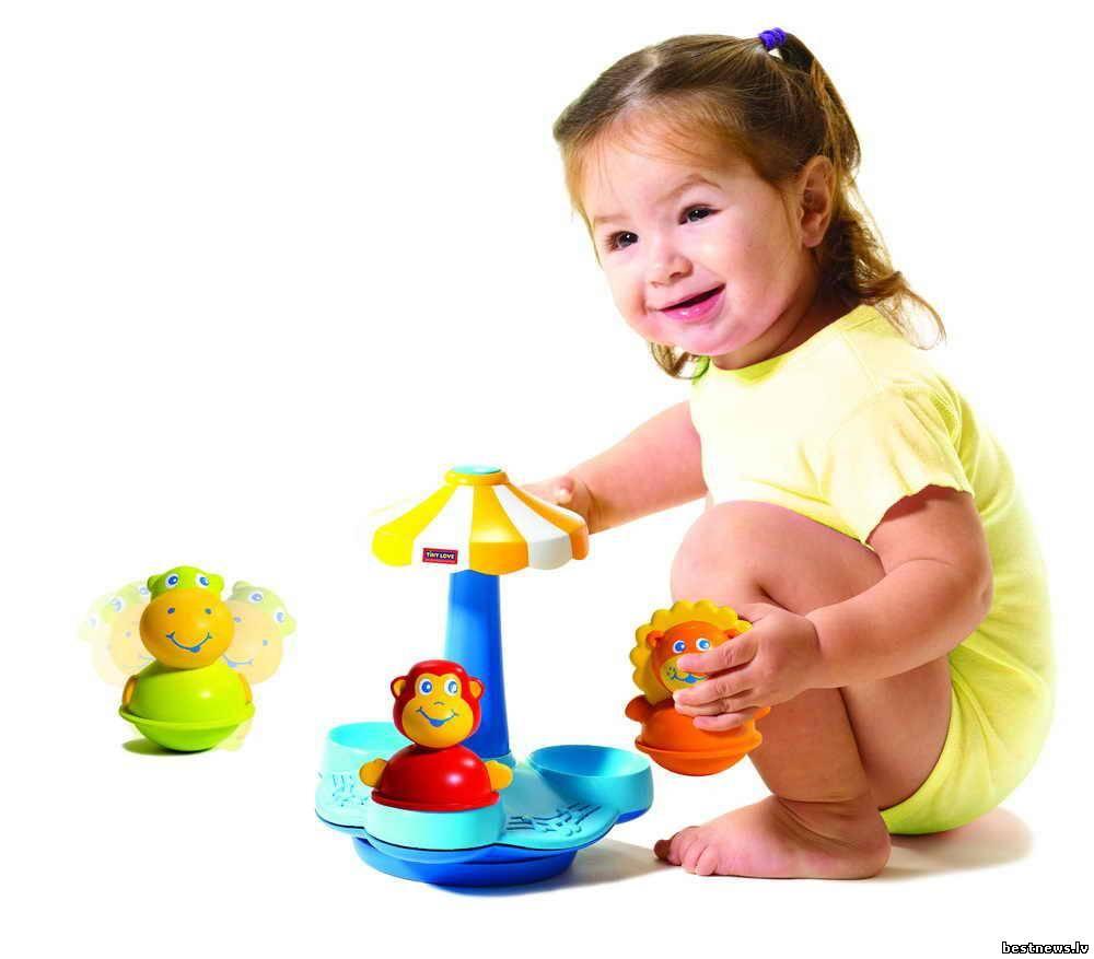 Развивающие игрушки польза