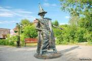 Памятник плитке шоколада, Покров, Россия