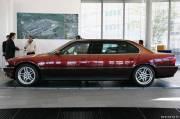 Лимузин версия автомобиля BMW 7