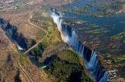Водопад Виктория, Зимбабве.
