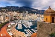 Монако-Вилль - один из районов княжества Монако.