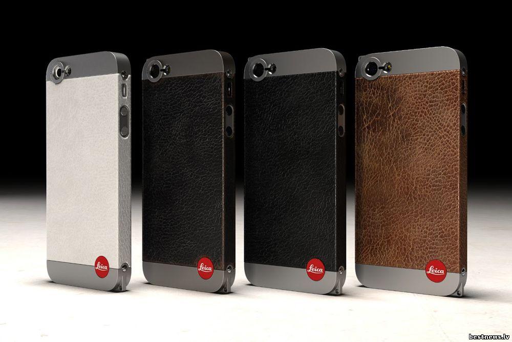 купить кожаный чехол для iphone 5s